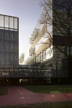 Utrecht University Library   Wiel Arets Architects