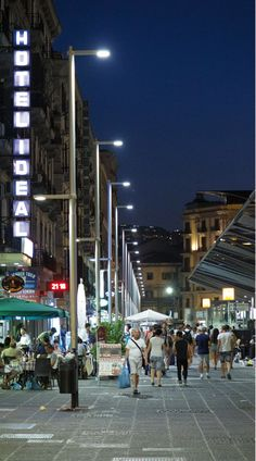 RAMA LED at Piazza Garibaldi (Naples) Urban lighting project in collaboration with Dominique Perrault Architecture
