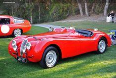 1951 Jaguar XK120  #car  #automobile
