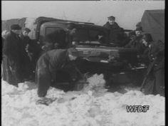 Snowy Warsaw 1947/ Warsawa zimą [video] (REPOZYTORIUM CYFROWE FILMOTEKI NARODOWEJ) #winter #video #warsaw