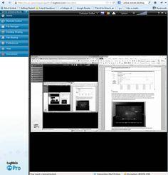 1- LogMeIn:  LogMeIn, bedava uzaktan masaüstüne bağlanma özelliğinin ötesinde, paralı üyelere buluta yedekleme, aynı ağ üzerinde bulunmayan bilgisayarlar arasında ağ oluşturma, uzaktan destek verme gibi özellikler sunuyor. Windows ve Mac'inize, Windows, Mac OS, iOS ve tarayıcı uygulamaları mevcut. Android'de ise şimdilik sadece tarayıcı içinden bedava kullanılabiliyor, yoksa eski, sorunlu ve pahalı bir uygulamaya ulaşmak mümkün.  http://sosyalmedya.co/masaustune-uzaktan-baglanmak/