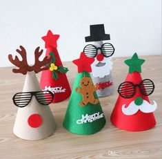 Christmas Party Hats, Christmas Tree Lots, Office Christmas Decorations, Christmas Frames, Christmas Crafts For Kids, Christmas Activities, Christmas Ornaments, Kids Crafts, Cute Crafts