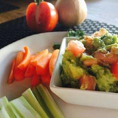 Homemade Guacamole –