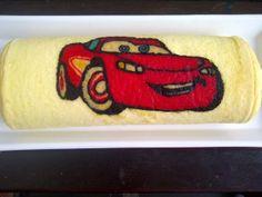 roll cake from rafita's cake