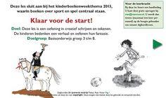 Kinderboekenweek 2013, De spannende wedstrijd | Digibord op School Weblog