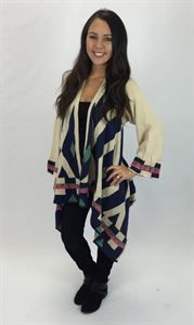 Junky Trunk Boutique. Cabin Fever Oversize Cardi.Great for fall!