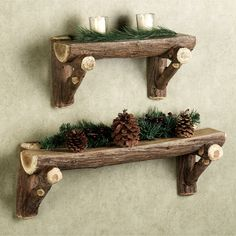 So, today, we would like to bring the cozy spirit into your winter home with this collection of Cozy Log Decor Ideas That Will Amaze You.