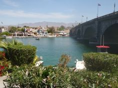 London Bridge in Lake Havasu City, AZ