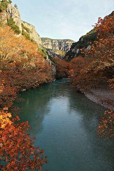 Voidomatis River   Grecia