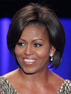 Black Hairstyles Have A Charisma Of Their Own: Black hairstyles 2011 | Hairstyles 2013 - Our lovely First Lady!