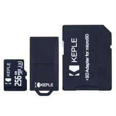 Keple 64GB SD Memory CardFor Fuji Cameras Storage Class 10 HD Videos /& Photos