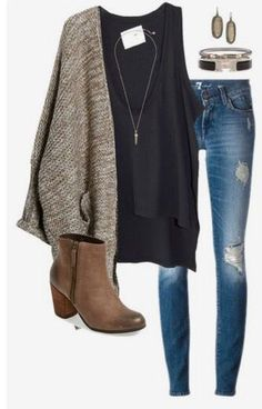 Stitch Fix please - minus the boots