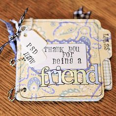 How To Make A Best Friend Memory Book