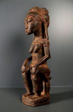 Statue – Baoulé Bloblo Bian