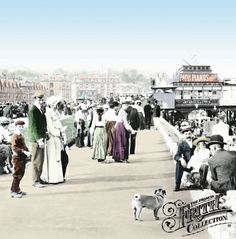 The Parade, Teignmouth - Historic places - teig Michael Carter, Dorset Coast, Devon, Seaside, The Past, Places To Visit, Prints, Vintage, Posters