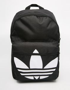 Image 1 of adidas Originals Classic Backpack in Black