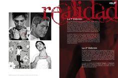 VIHvO Magazine 2011 #graphic #design #magazine