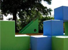 Isamu Noguchi -playground