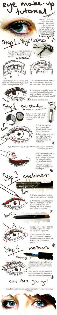 Sophie shares a fun tutorial on DeviantArt that shows you how to put on make-up. I think this could work for painting eye make-up, too.    Visit my site Real Techniques brushes makeup -$10 http://youtu.be/Ekd8siFfdNA   #realtechniques #realtechniquesbrushes #makeup #makeupbrushes #makeupartist #makeupeye #eyemakeup #makeupeyes