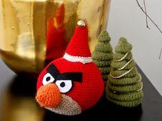 Virkattu Angry Birds -lintu