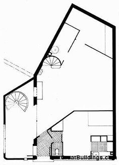 Le Corbusier - Ozenfant House and Studio 2nd