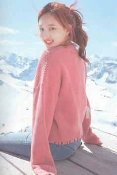 """Twice-Nayeon in Switzerland """"TWICE TV5"""""""