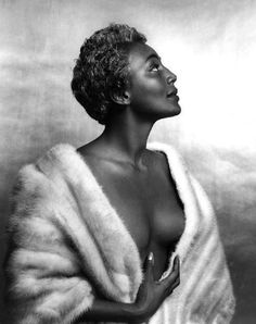 """Outspoken on racial inequality, Joyce Bryant defied the Klu Klux Klan threats & became the 1st black entertainer to perform in anMiami Beach Hotel Nightclub in 1952. With a style combining Aretha Franklin, Judy Garland & Grace Jones, entertainment columnist Walter Winchell called Ms Bryant """"the Voice You'll Always Remember"""".  Because of her style  worthy defiance of the Klan, Ms Bryant Packed The Big Rooms in the 1950's. she also trained later vocalists Jennifer Holiday & Phyllis Hyman."""