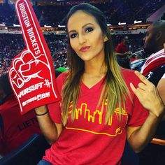 I got a really big team...we need some really big rings...#houstonrockets #Texas #RepYourCity #OutlineTheSky #htown