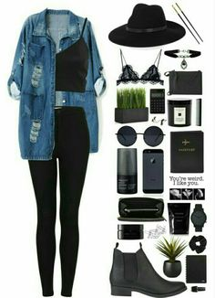 10 Gorgeous Outfits for a Girl's Night Out - Night Out Outfit Ideas 2019 Casual Outfit casual night out outfits Mode Outfits, Grunge Outfits, Winter Outfits, Summer Outfits, Casual Outfits, Fashion Outfits, Fashion Trends, Womens Fashion, Teen Outfits