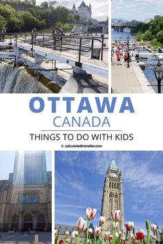 We share our list of family-friendly things to do in Ottawa, Ontario, Canada. Including where to eat, where to stay, what to see, and what to do - both indoors and outdoors. We are sure that your entire family will fall in love with this great city! Cuba Travel, Mexico Travel, Travel Usa, Travel Abroad, Quebec, Vancouver, America And Canada, North America, Toronto