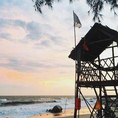 18 địa điểm chụp hình đẹp ở Vũng Tàu - Muốn chụp ảnh đẹp phải tới đây Vung Tau, Patio, Beach, Outdoor Decor, Travel, Viajes, The Beach, Beaches, Destinations