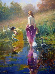 Maher Art Gallery: Robert Hagan.