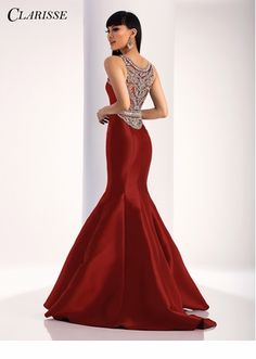 This is such a classy mermaid gown that would be amazing for your next occasion! Check it out at Rsvp Prom and pageant, your source of the HOTTEST Prom and Pageant Dresses! Backless Mermaid Prom Dresses, Blue Mermaid Prom Dress, Tight Prom Dresses, Mermaid Evening Gown, Prom Dresses With Sleeves, Pageant Dresses, Wedding Dresses, White Evening Gowns, Evening Dresses