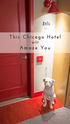 Best Hotels in Chicago : Click through to have a look at this hi tech hotel in…