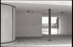 Tugendhat House, 1928-30    Brno, Czech Republic  Architect Ludwig Mies van der Rohe (1886-1969)