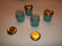 4-1oz jar candles's