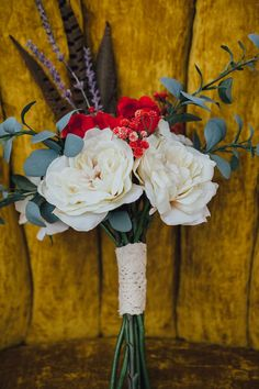 Quirky Wes Anderson styled bridals inspired by indie films by Jessica Rambo Photography