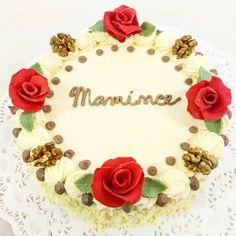Mom Cake, Birthday Cake, Desserts, Food, Tailgate Desserts, Deserts, Birthday Cakes, Essen, Postres