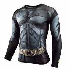 Avengers Compression Shirts