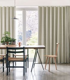A wave curtain header is smooth and fuss free so suits your design aesthetic perfectly House Blinds, Blinds For Windows, Curtains With Blinds, Duck Egg Blue Linen, Wave Curtains, Made To Measure Blinds, Sit Back, Stripes Design, Window Treatments