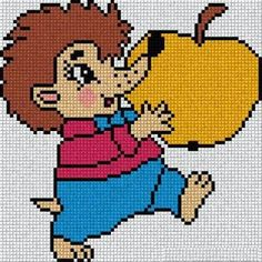 Képtalálat Lisa Simpson, Babys, Cross Stitch Patterns, Fictional Characters, Baby Animals, Punto De Cruz, Dots, Hipster Stuff, Cross Stitch