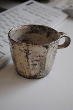 △ #cup #clay #ceramic: