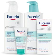 FREE Eucerin Smoothing Repair Lotion Samples (3 Links) on http://hunt4freebies.com