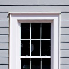 Exterior window trim ideas home ideas pinterest for Decorative window trim exterior
