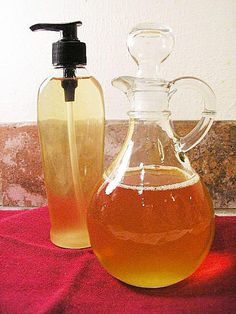 How to Make Homemade Liquid Soap