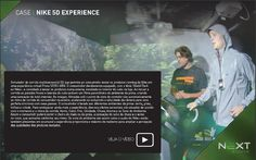 Nike 5D Experience