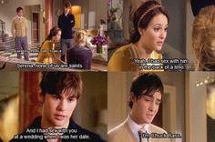 ...and I'm Chuck Bass..pretty much sums up his wrong doings