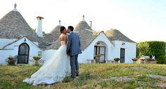 Una splendida location per matrimoni ad Alberobello: Grand Hotel La Chiusa di Chietri.