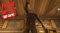Don't Kill Me Freaky Jason! - Friday the 13th: The Game Gameplay