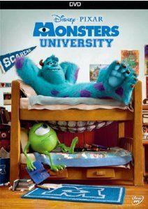 Amazon.com: Monsters University (DVD): Monsters University: Movies & TV